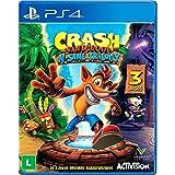 Crash Bandicoot N sane Trilogy Seu marsupial favorito, Crash Bandicoot, está de volta. Ele está melhorado, animado e pronto para dançar com a coleção de jogos N sane Trilogy agora você terá uma experiência inigualável com Crash Bandicoot em 4K gire, ...