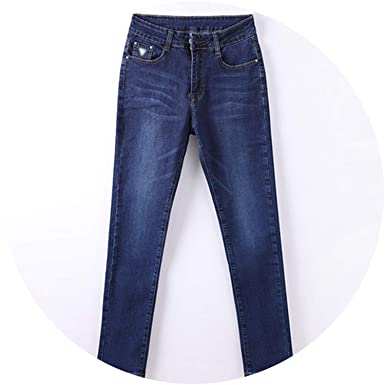 6edcd0fcb04e High Waist Jeans Women Straight on Jeans Woman Denim Jeans with High Waist  2019 Jean Femme