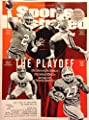 Sports Illustrated Magazine (December 25, 2017) The Playoff Cover