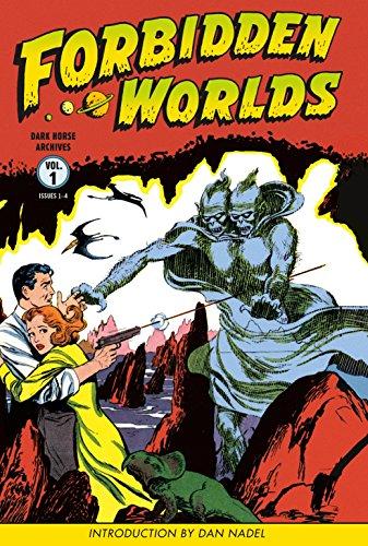 - Forbidden Worlds Archives Volume 1