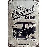 フォルクスワーゲン VW Bulli - The Original Ride / ブリキ看板 TIN SIGN