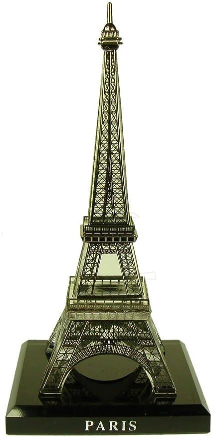 Souvenirs of France - Estatua de la torre Eiffel sobre la ...