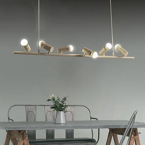 ACZZ Lámparas de techo Modernas y creativas Lámparas de ...