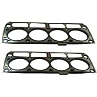 Suuonee Valve Cover Gasket Rubber Engine Valve Cover Gasket Set Fit For E36 E39 Z3 M52 S52 OE:11120034108 11121726537 11121437395