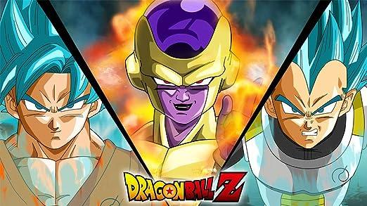 Dragon Ball Super Anime Goku Para Niños Wallpaper Mural 3d