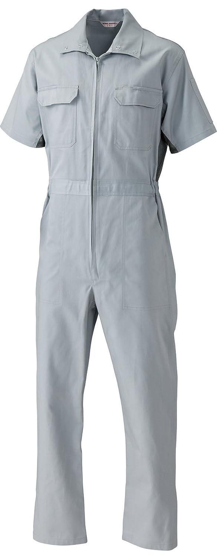 [サンディスク]SUN DISK【ツナギ服】綿100% 3W COLLAR サイドメッシュ 薄手タイプ 夏用快適半袖ツヅキ服《044-1410》 B01FB7ON1I 3L