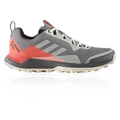 adidas Damen Terrex CMTK GTX W Trekking-& Wanderhalbschuhe, Mehrfarbig (Gritre/Blatiz/Corsen), 44 2/3 EU