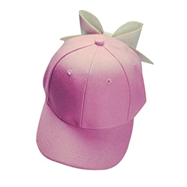 0ecc88f4 Profusion circle Girl Hats Caps Adjustable Snapback Hip Hop Baseball Cap  Flat - Pink: Amazon.co.uk: Clothing