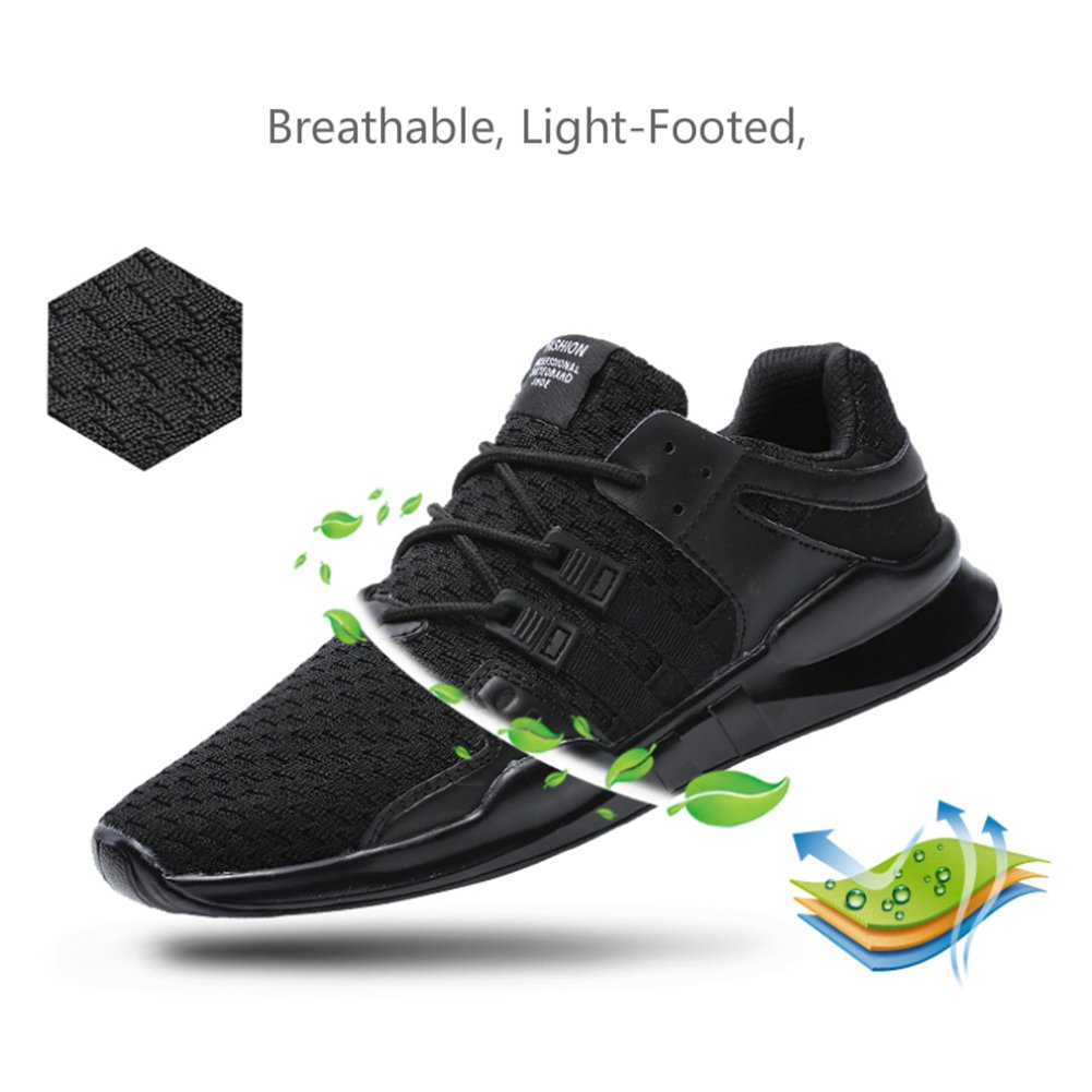 Amazon.com | TUOKING Mens Casual Walking Shoes Breathable Fashion Sneakers Durable Sports Shoes Lightweight Athletic Shoes | Walking