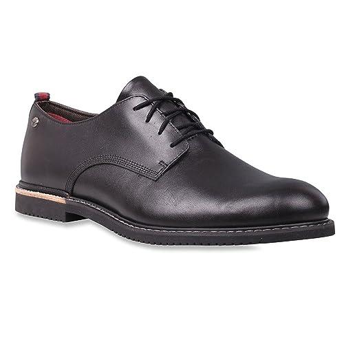 78fbb14f Timberland Guardianes de la Tierra Brook Park Oxford Zapatos para Hombre  Negro 5515A, Herren -
