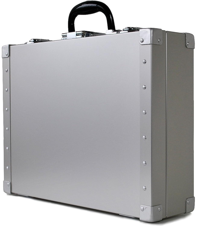 BARDI(バルディ) [BA-A012~019] 高級 アルミトランク トランク ケース 封印錠前付 B008CYENSG BA-A012(W400×H300×D110)