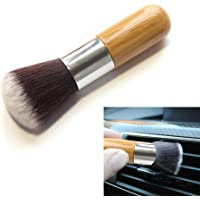 S28esong 3 Pcs Soft Detailing Brushes for Car Cleaning Vents,Auto Detail Brush Car Dash Duster Brush for Dashboard…