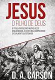 capa de Jesus, o Filho de Deus