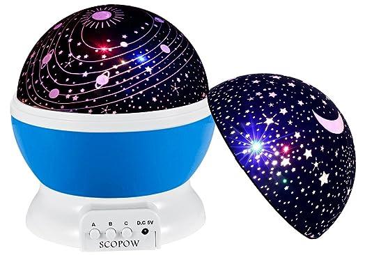 Baby star light projectorscopow 360 degree rotating 3 mode baby star light projectorscopow 360 degree rotating 3 mode romantic star night projector for mozeypictures Choice Image