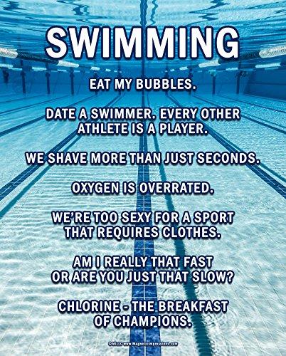 Unframed Swimming Lanes 8