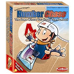 Number Chase Card Game