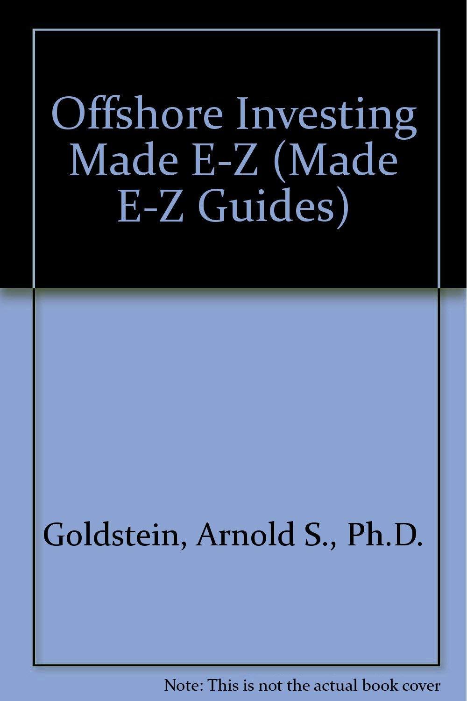 Offshore Investing Made E-Z (Made E-Z Guides) pdf epub