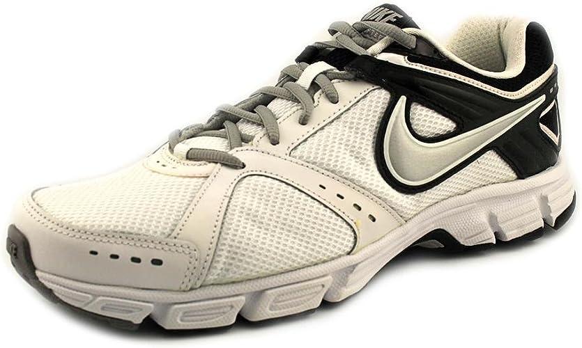 Nike Downshifter 4 Mens White Mesh