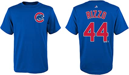Chicago Cubs Rizzo Bryant Funny T-Shirt Make Chicago Great Again