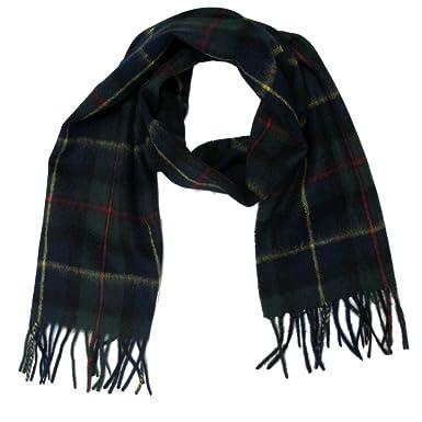 87f4f5332fc7 Lona Scott Tartanista - Écharpe - 100% cachemire - 152,5 x 30,5 cm -  MacLeod  Amazon.fr  Vêtements et accessoires