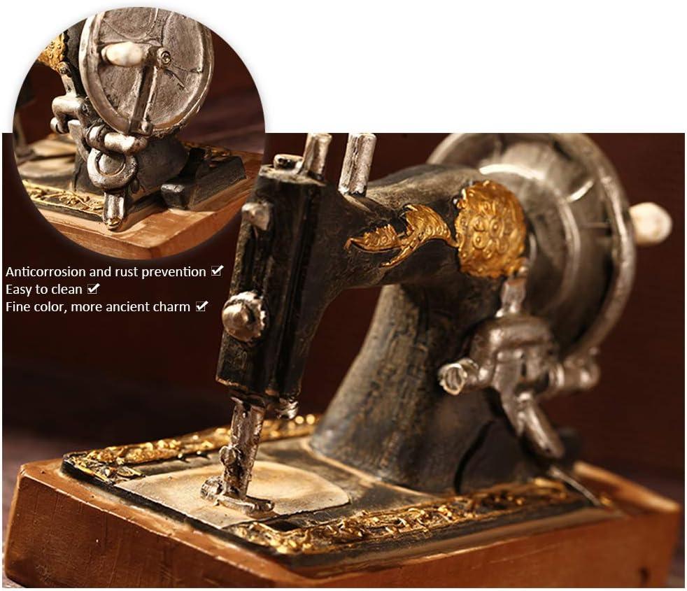 XFentech Antiguo Adornos - Vintage Adornos Adornos para Máquinas ...