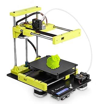 Pxmalion Mini Desktop 3D Impresora, diseño Cantilever, nivel de ...