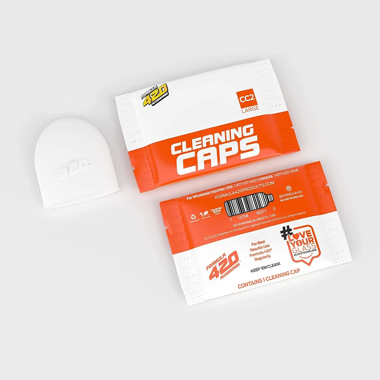 clean caps e bom