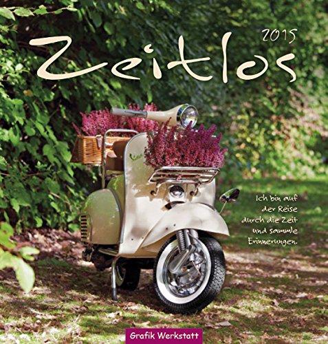 Zeitlos 2015: Postkartenkalender