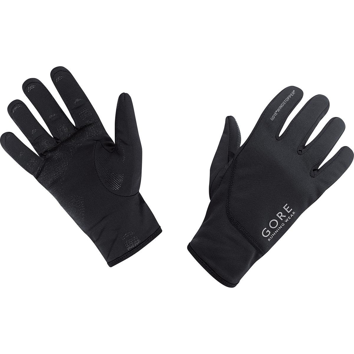 Gore Essential SO Running Gloves - AW16 - Medium GWESSE990005