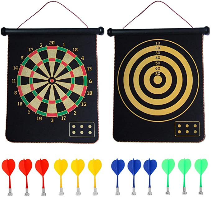 CX L SUM Magnetic Dart Board - Best Magnet Dartboard