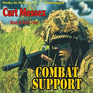Combat Support Audiobook