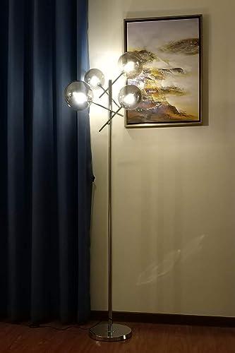 Surpars House Sputnik Chandelier Floor Lamp