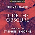 Jude The Obscure Audiobook by Thomas Hardy Narrated by Stephen Thorne