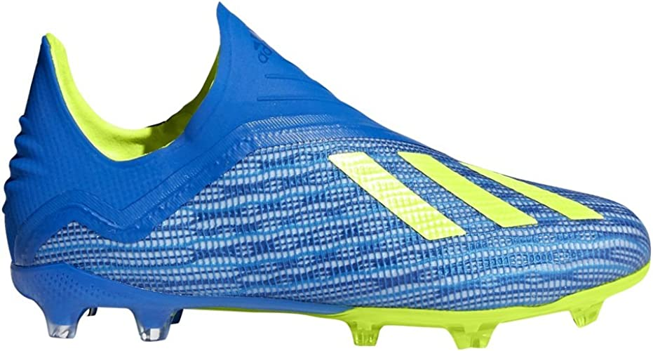adidas Kid's X 18+ FG Soccer Cleat