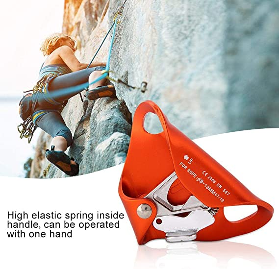 Ascender, Abrazadera para Cuerda de 8 a 13 mm, Diseño de ...