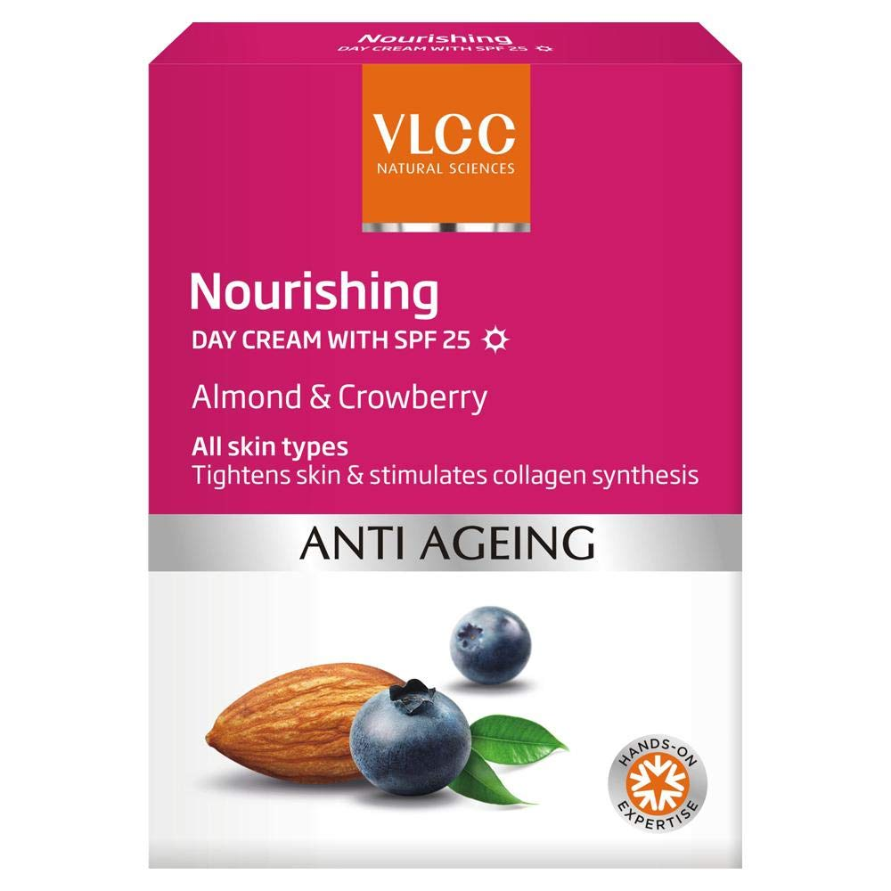 VLCC Anti Aging Day Cream SPF 25, 50g