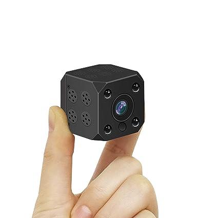 LZZNB- Cámara Micro, Monitor De Seguridad HD, Monitor De ...