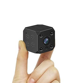 YUNDING Cámara Micro HD, Monitor De Seguridad para El Hogar ...