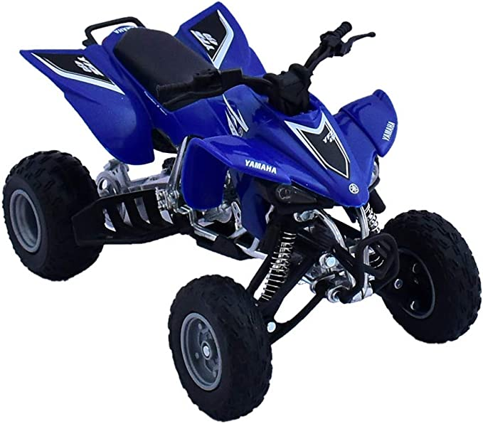2008 ATV Yamaha YZF 450 [NewRay 42833A], Blue, 1:12 Die Cast