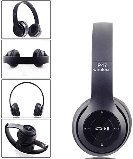 Universal Wireless Bluetooth Stereo Headphones Bluetooth Headset
