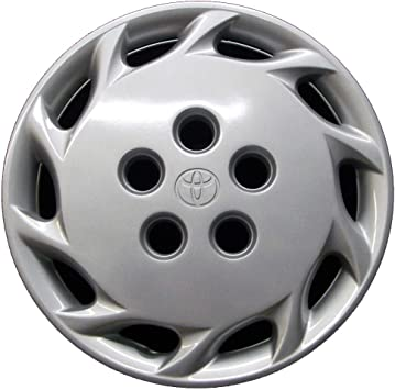14 Wheel Covers Set Of 4 Wheel Trims Car Accessories Road White Lightning Sport