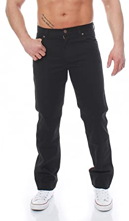 Wrangler Herren Fit StonewashBekleidung Regular Jeans NnZ0OPXkw8