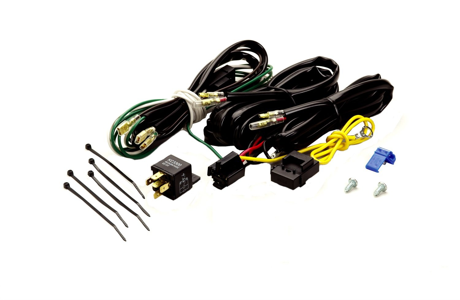 Amazon.com: KC HiLiTES 6316 Add-On Harness - Up to 2 Lights ...