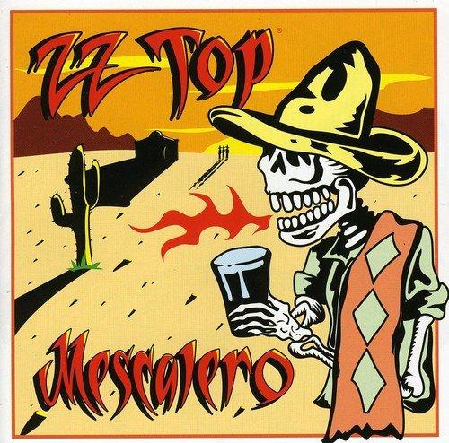 CD : ZZ Top - Mescalero (CD)