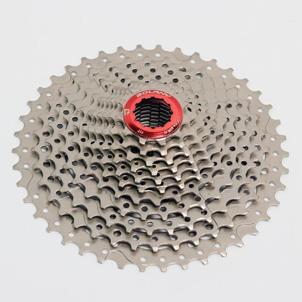 1 PCS MTB Mountain Bike Fahrrad lässt es Teile Kassette 11S 11S 22S Speed 11–50T breit Übersetzung für Shimano M7000 M9000