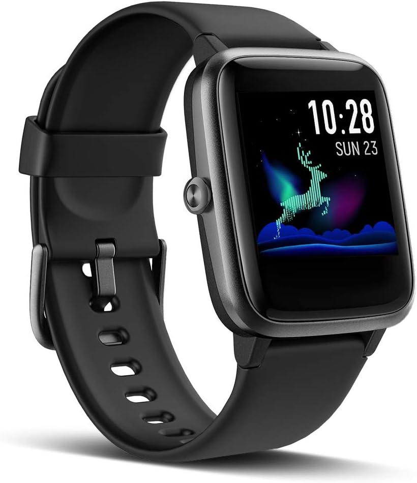 Reloj Inteligente, smartwatch, pulsometro