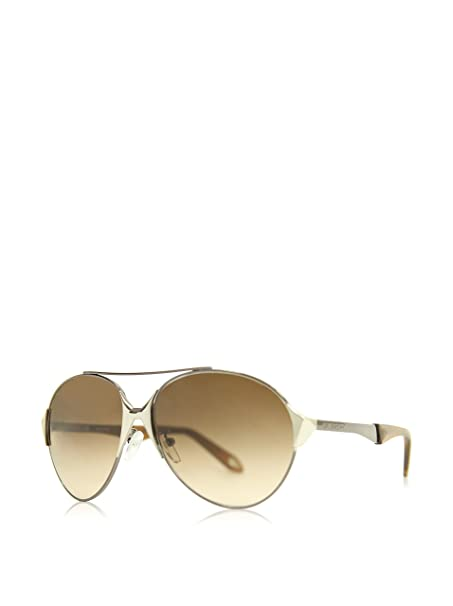 Givenchy Gafas de Sol A12-0545 (60 mm) Marrón/Plateado ...