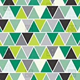 Deny Designs Heather Dutton Emerald Triangulum