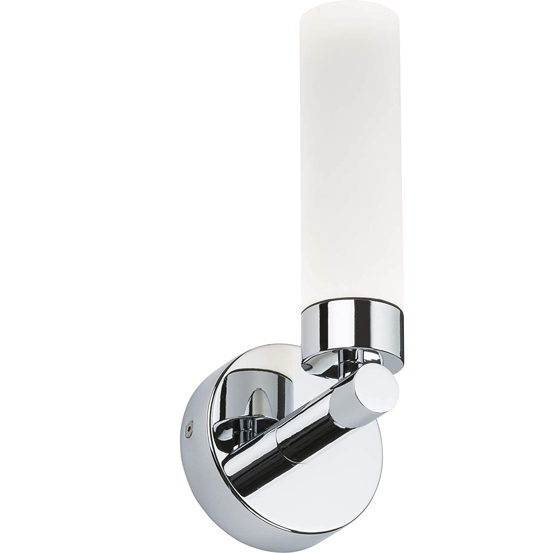 Contemporary LED Shaver Light 10w Over Mirror Bathroom Light Knightsbridge