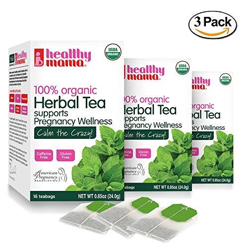 Mint Raspberry Tea - 4